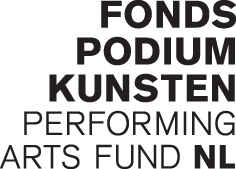 Fonds Podium Kunsten Logo